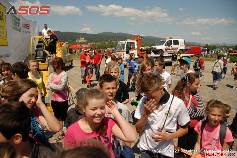 Deň polície Prievidza 2012