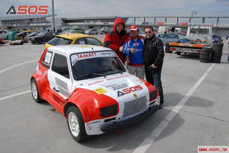 Autoslalom 2012 Slovakiaring