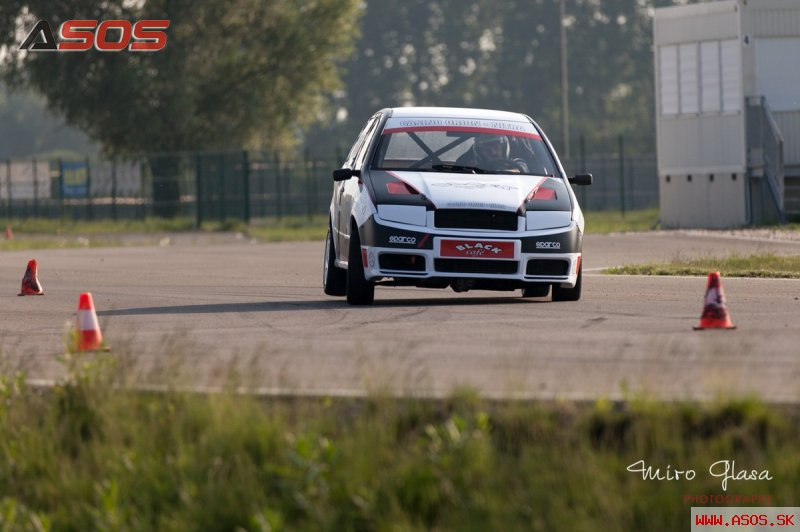 II. AutoSlalom 2013 SlovakiaRing