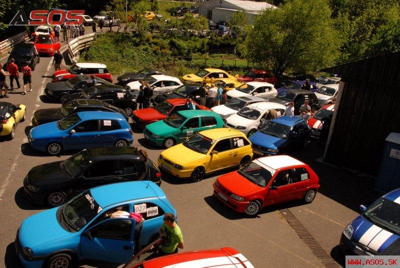 BABA Autoslalom 2012
