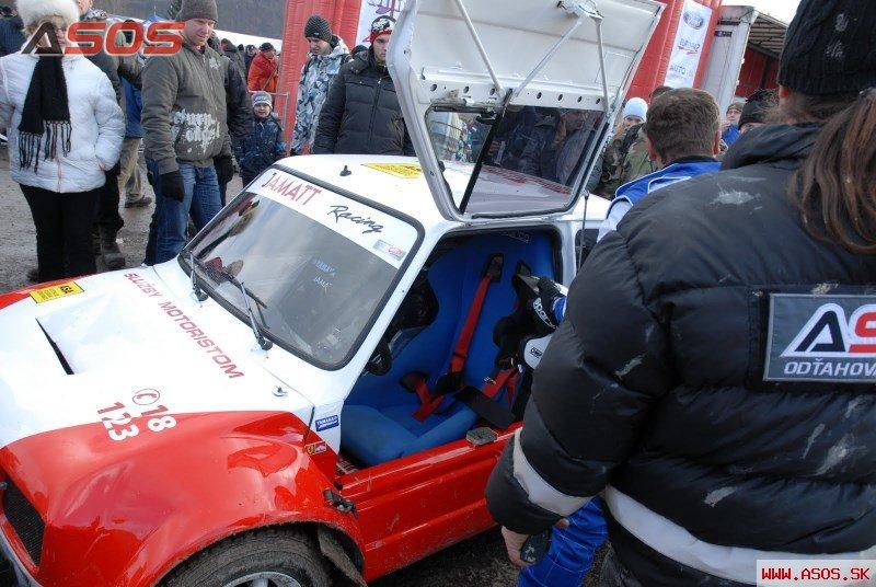 Autoslide 2012 Žarnovica 8.1.2012