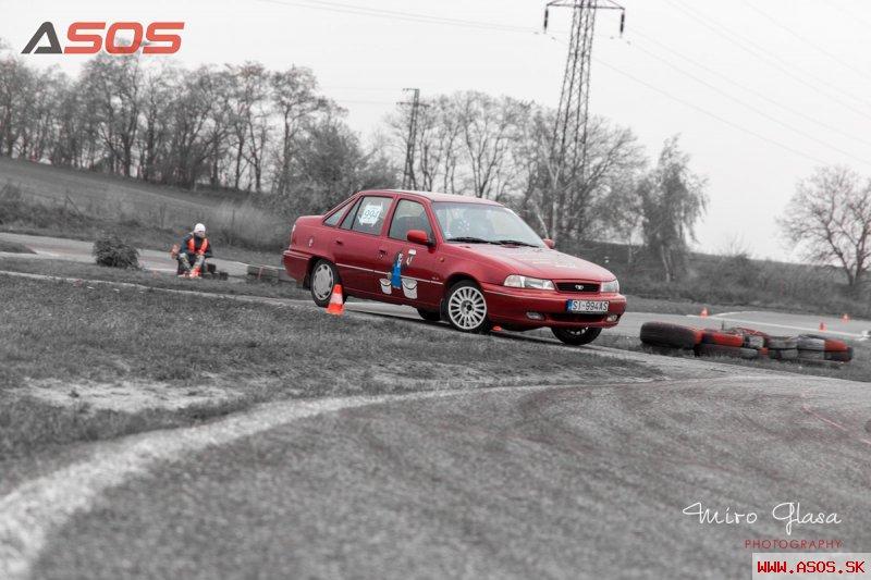 AutoSlalom Trebatice 2012 - 17.11.2012