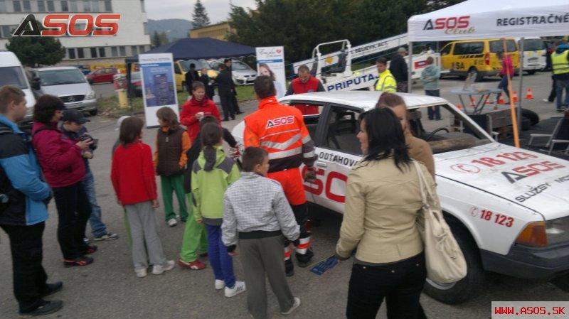 Záchranárske dni pre celú rodinu Žilina 2012