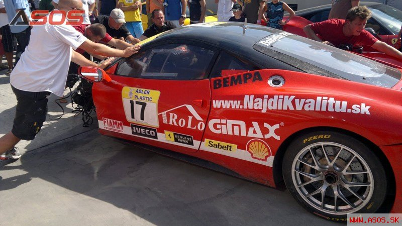 Slovakiaring ESET Racing Weekend