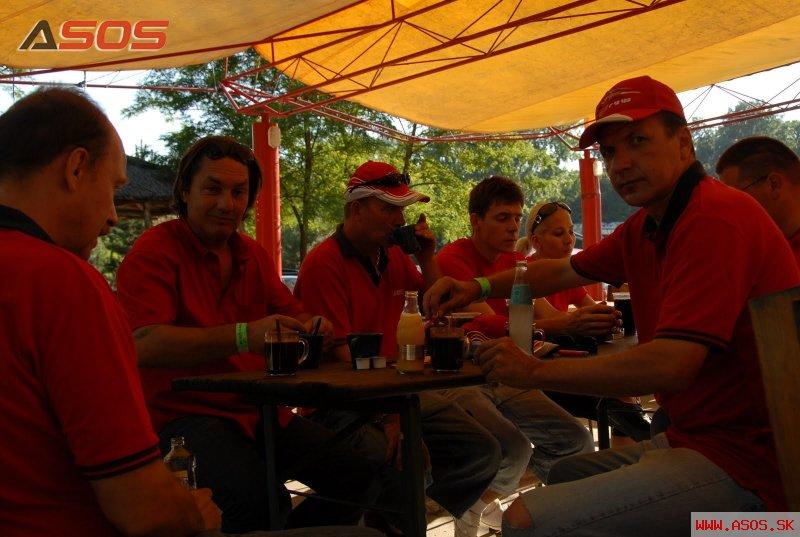Online párty 2010 Sereď - 03.07.2010