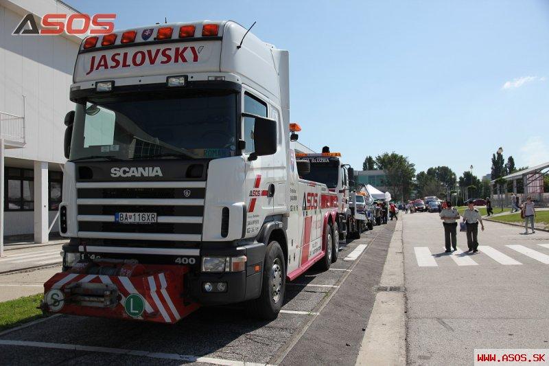 Deň polície Bratislava 2010