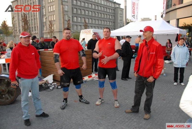 Strongman EUROVEA 10.10.2010