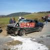 Dopravná nehoda VW Passat