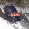 Dopravná nehoda pri Šuňave 27.11.2010