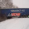 Dopravná nehoda kamiónu 01.12.2010