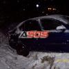 Dopravná nehoda pri Detve 01.12.2010
