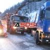 Dopravná nehoda kamiónu 03.12.2010