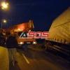 Nehoda kamiónu v Prešove
