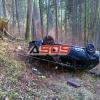 Nehoda Škoda Fábia