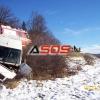 Dopravná nehoda pri Detve 09.12.2010