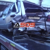 Zrážka vozidiel Renault a Škoda
