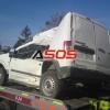 Tragická fopravná nehoda Ford Transit