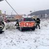 Dopravná nehoda Slovenská Ľupča 12.12.2010