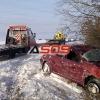 Dopravná nehoda Žiar n/ Hronom 15.12.2010