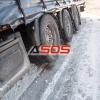 Dopravná nehoda kamiónu Sobotište 16.12.2010