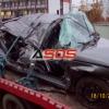 Nehoda Podkriváň - Stará Huta