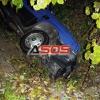 Dopravná nehoda pri obci Krajné