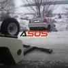 Dopravná nehoda M. Kozmálovce 17.12.2010