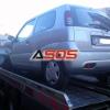Dopravná nehoda Suzuki Ignis