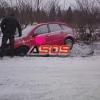 Dopravná nehoda Ford Focus 18.12.2010