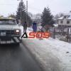 Dopravná nehoda Krškany 18.12.2010