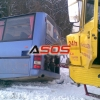 Nehoda autobusu Bukovec 20.12.2010