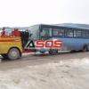 Nehoda autobusu Dúbrava 22.12.2010