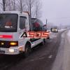 Dopravná nehoda Jovsa 18.12.2010