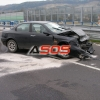 Nehoda Alfa Romeo