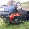 Nehoda Citroën C4 v Košiciach