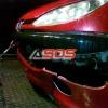 Dopravná nehoda Peugeot 206 23.11.2010