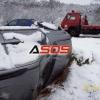 Dopravná nehoda pri Detve 27.11.2010
