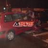 Dopravná nehoda Košice 22.12.2010